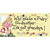 Who Needs A Fairy Godmother