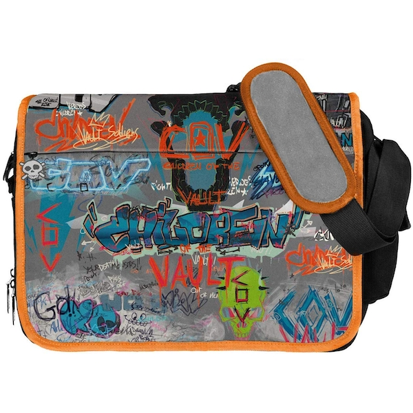 Borderlands 3 - Children of The Vault Messenger Bag