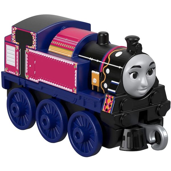 Trackmaster - Thomas & Friends Push Along Ashima Figure