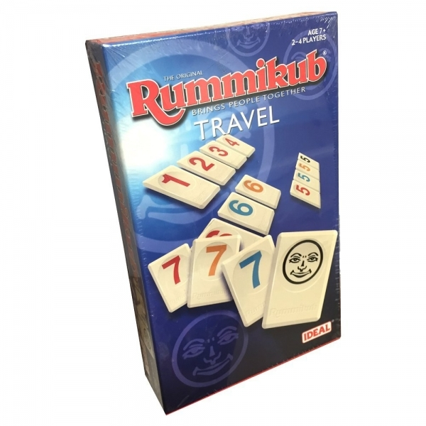 Rummikub Travel Board Game