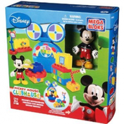 Mickey Mouse Clubhouse Mickeys Mousekedoer Mega Bloks