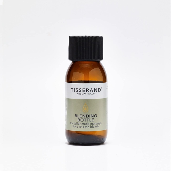 Tisserand Aromatherapy Calibrated Glass Mixing Bottle 50ml