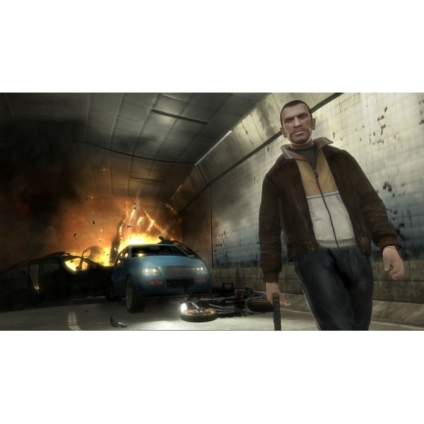 Grand Theft Auto IV 4 GTA Complete Edition Game PC - Image 2