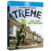 Treme Season 1 Blu-ray