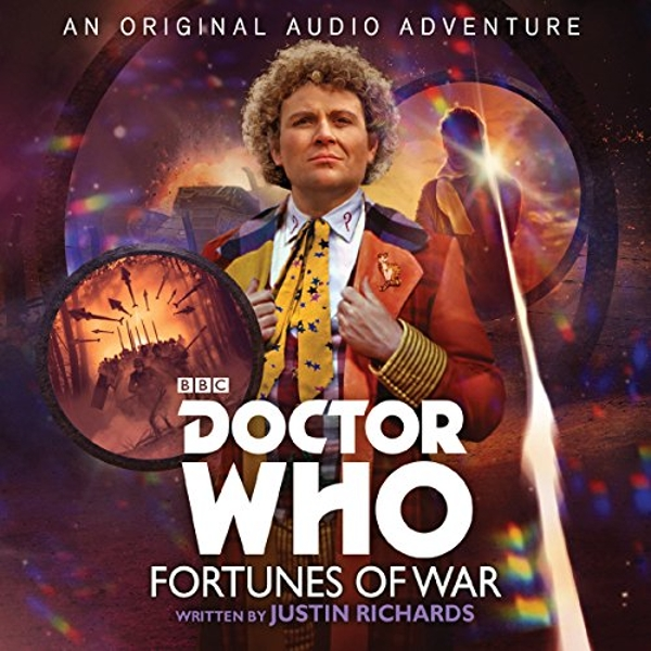 Doctor Who: Fortunes of War 6th Doctor Audio Original CD-Audio 2018