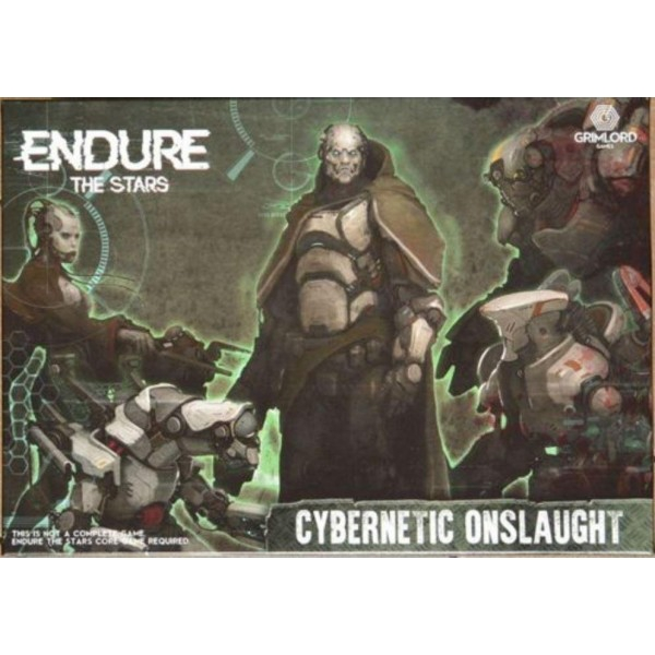 Endure the Stars 1.5 Cybernetic Onslaught Expansion