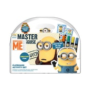 Despicable Me Clipboard Activity set