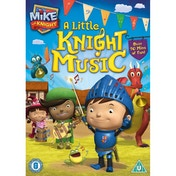 Mike The Knight - A Little Knight Music DVD