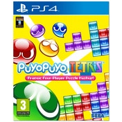 Puyo Puyo Tetris PS4 Game