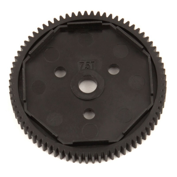 Team Associated B6.1 Spur Gear 75T 48P AS91810