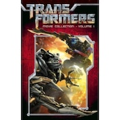 Transformers Movie Collection Volume 1