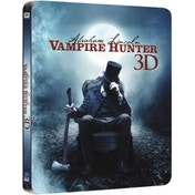 Abraham Lincoln: Vampire Hunter Blu-ray 3D (Steelbook)