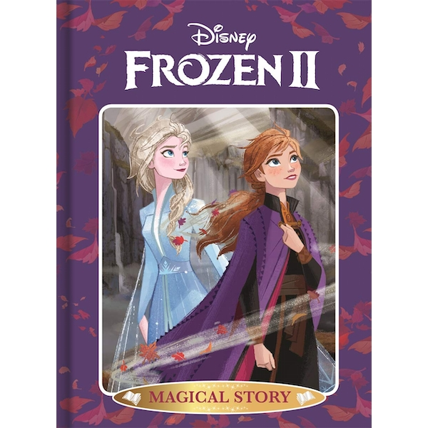 Disney Frozen 2 Magical Story Hardcover