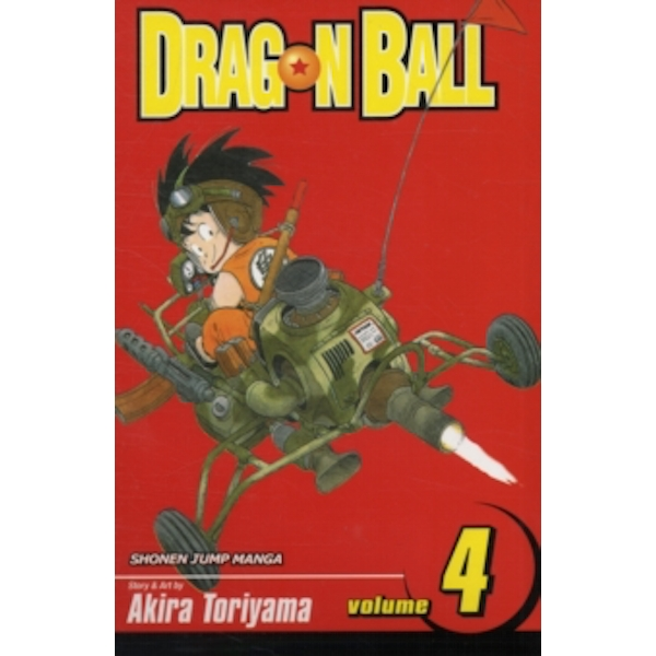 Dragon Ball, Vol. 4 : 4