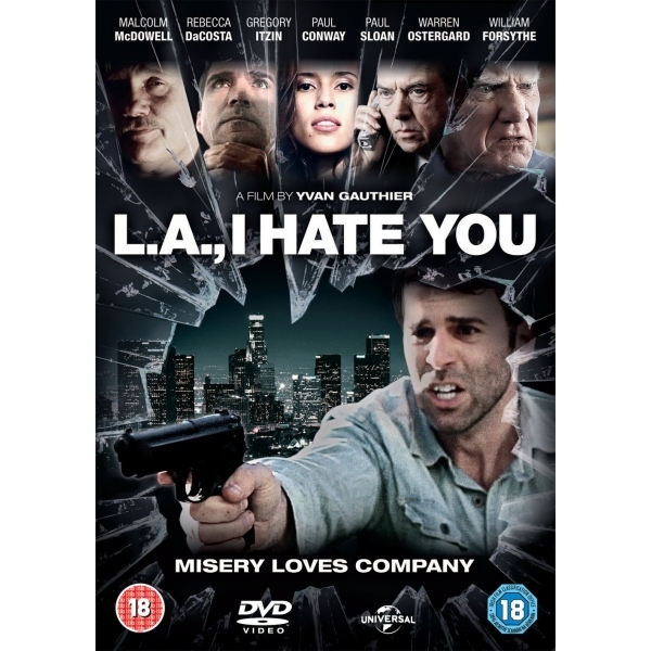 L.A., I Hate You DVD