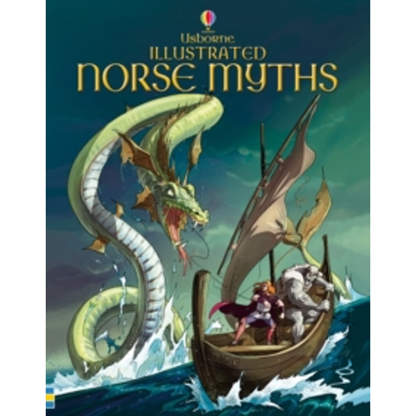 Illustrated Norse Myths by Alex Frith (Hardback, 2013)