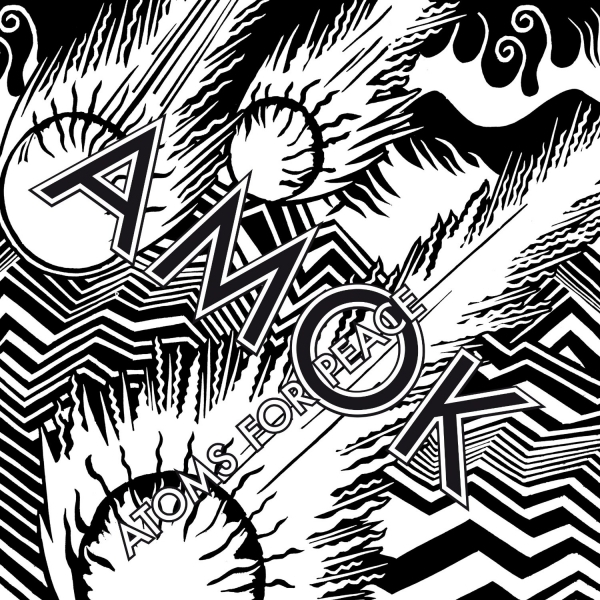 Atoms for Peace Amok CD