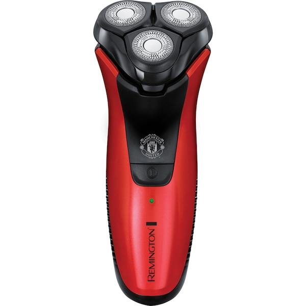 Remington PR1355 Man Utd Power Series Wet & Dry Electric Shaver with Hand Towel UK Plug