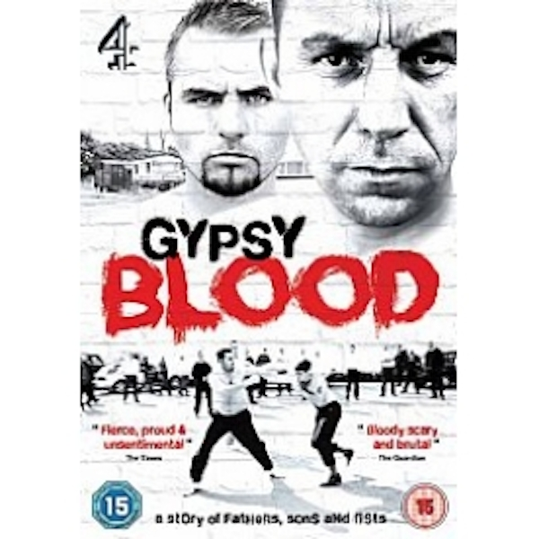 Gypsy Blood DVD