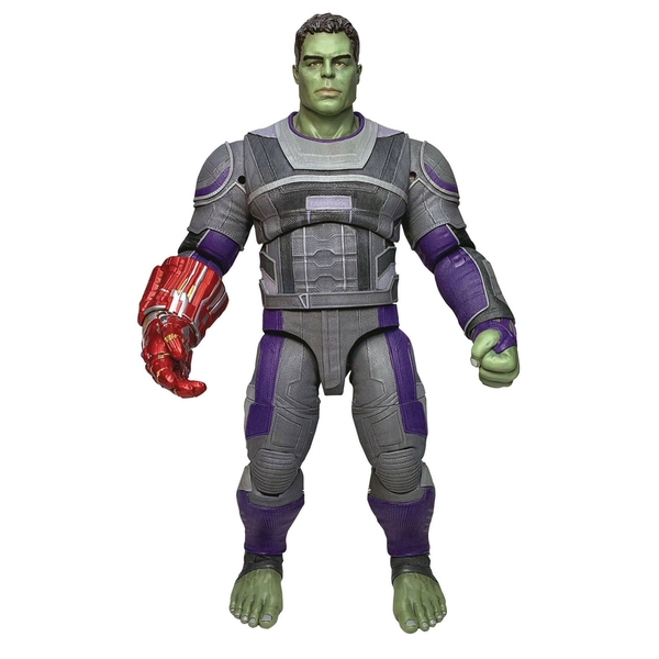 Hero Suit Hulk (Avengers Endgame) Marvel Select Action Figure