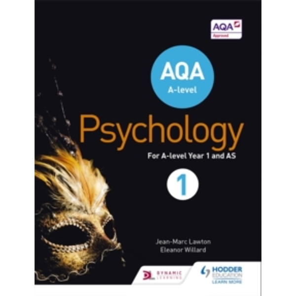 AQA A-level Psychology Book 1 by Eleanor Willard, Jean-Marc Lawton (Paperback, 2015)