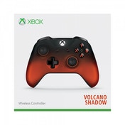 Ex-Display Red Volcano Shadow Wireless Xbox One Controller Used - Like New