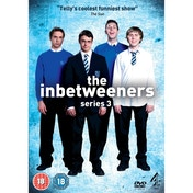 The Inbetweeners Series 3 DVD