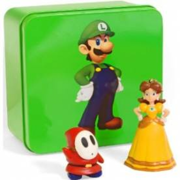 3efebe6d647 Super Mario Figure Collector Tins series 2 Daisy Shy Guy - shop4dk.com