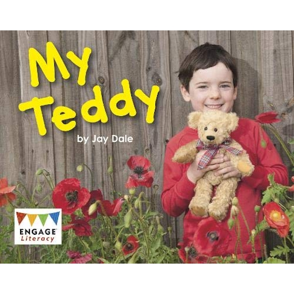 My Teddy  Paperback / softback 2018