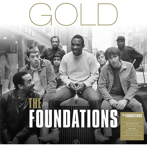 The Foundations - Gold Vinyl