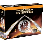 Star Trek: Enterprise: The Full Journey Blu-ray