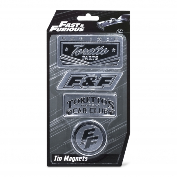 Thumbs Up! Fast & Furious - Magnet Set - Image 6