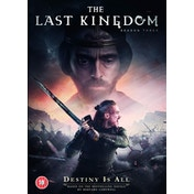 Last Kingdom Season 3 DVD
