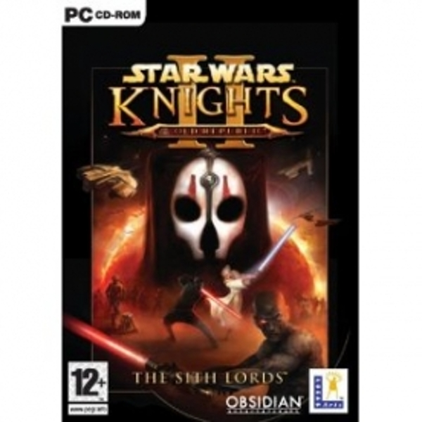 Ex-Display Star Wars Knights Of The Old Republic II Sith Lords Game PC Used - Like New