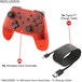 Nyko Wireless Core Controller (Red) for Nintendo Switch - Image 2
