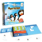 Penguins Parade Smart Games Puzzle Game Book