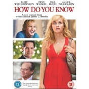 How Do You Know DVD