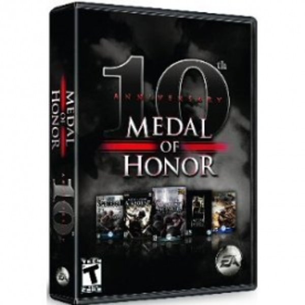 Medal Of Honor 10th Anniversary Game PC