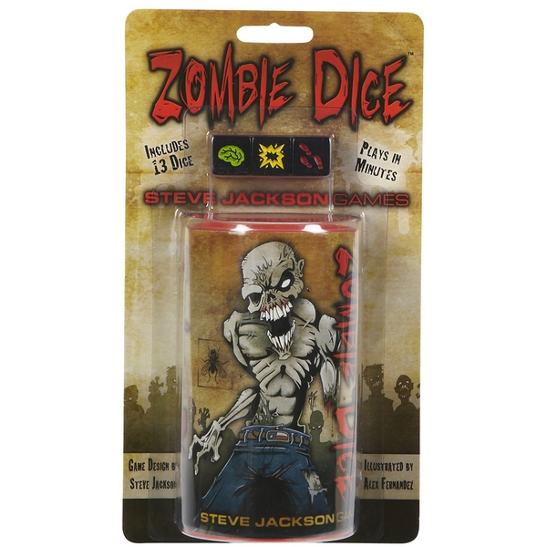 Zombie Dice Game - Image 1