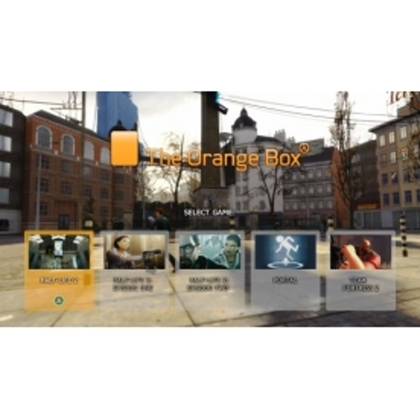 Half Life 2 Orange Box Game Xbox 360 - Image 2