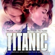Titanic Music from the Motion Picture Soundtrack CD