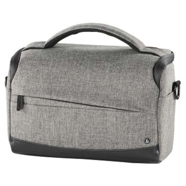 Hama Men's 00185041 Top-Handle Bag Grey Grey (Grey)