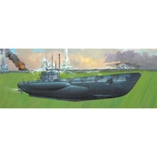 German Submarine Type VII C/41 Platinum Edition Level 5 Revell 1:72 Revell Model Kit