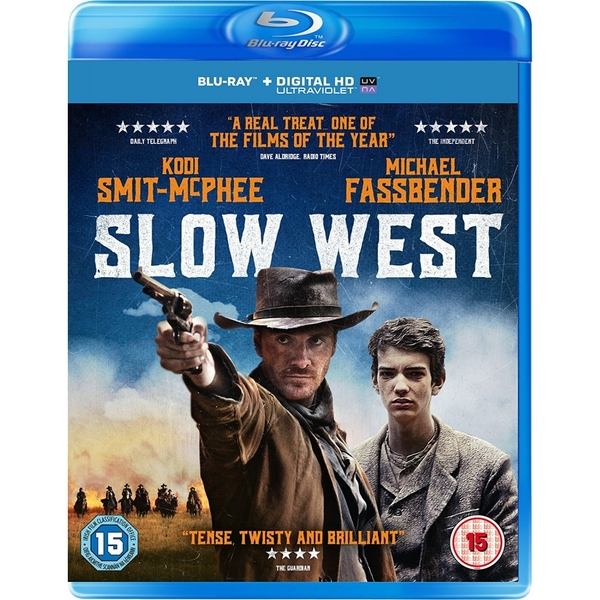 Slow West Blu-ray