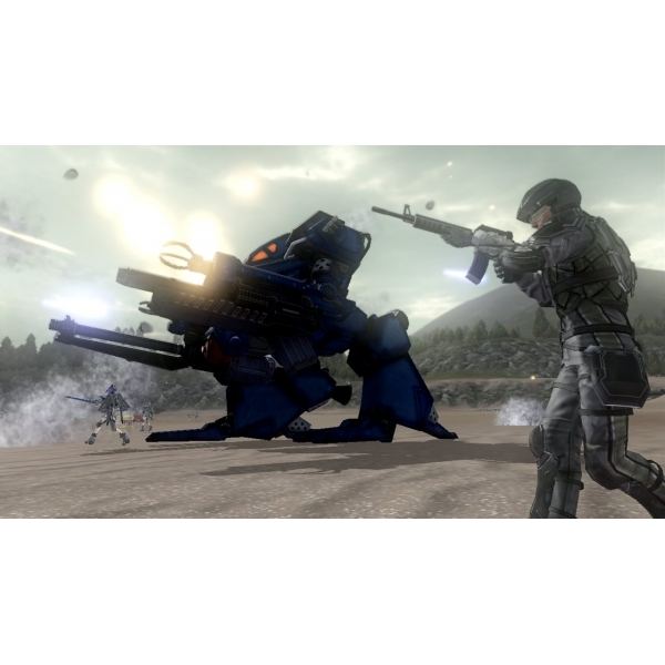 Earth Defence Force 2025 Game Xbox 360 - Image 3