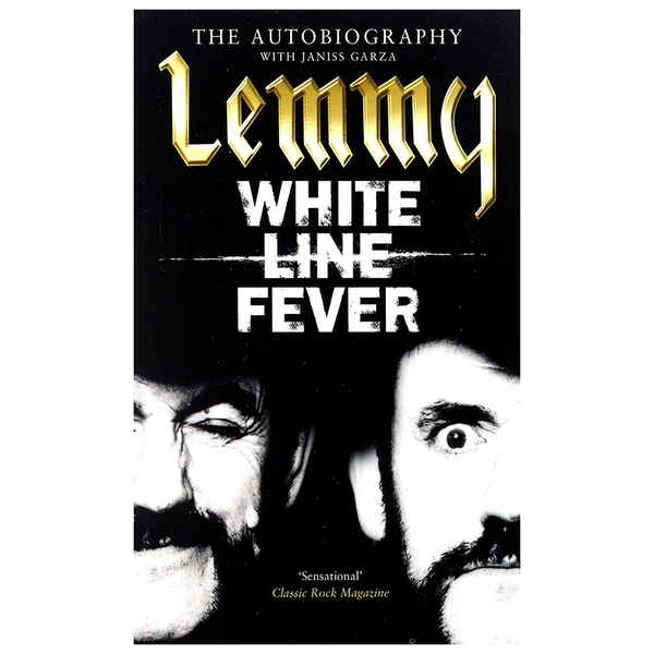 Simon & Schuster White Line Fever - The Autobiography