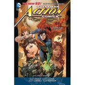 Superman Action Comics HC Vol 4 Hybrid (The New 52)