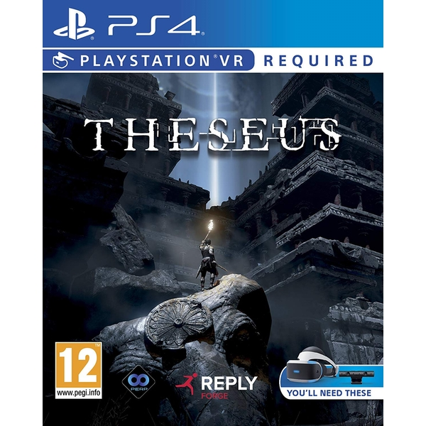 Theseus PS4 Game (PSVR Required) [Used]