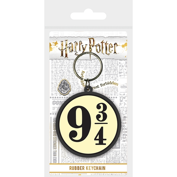 Harry Potter - 9 3/4 Keychain