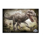 Jurassic World Raptors Maxi Poster